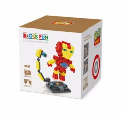 Iron Man (with Module) Mini Building Blocks