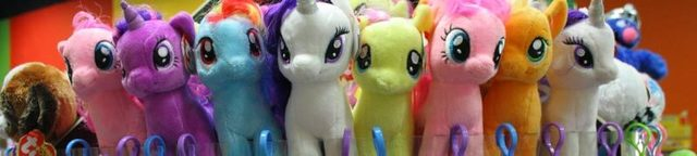 My-little-pony-plushies