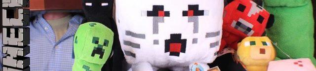 Minecraft-plushies