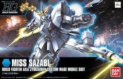 Miss Sazabi