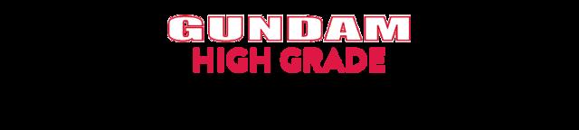 Gundam-model-kit-high-grade