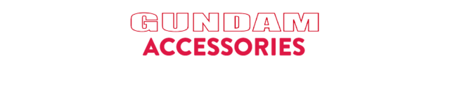 Gundam-model-kit-accessories