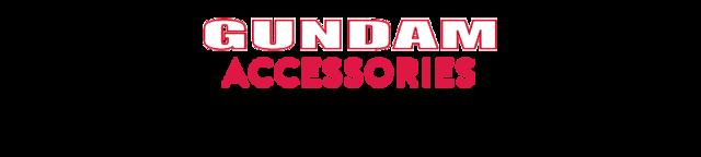Gundam-model-kit-accessories