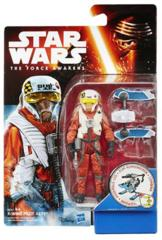Star Wars: The Force Awakens - X-Wing Pilot Asty