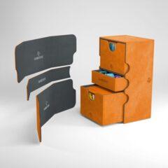 Gamegenic: Deck Box - Stronghold 200+ Orange (Convertible)