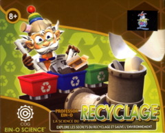 Professor Ein-O: La Science du Recyclage