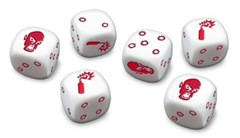 Zombicide Dice