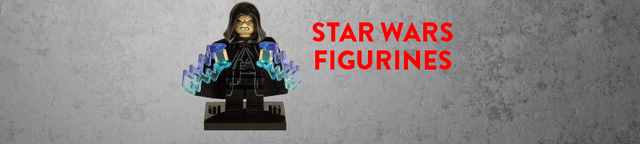 Star-wars-lego-compatible-figurines