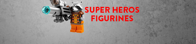 Super-heros-lego-compatible-figurines