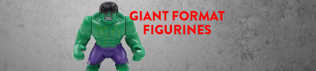 Giant-format-lego-compatible-figurines