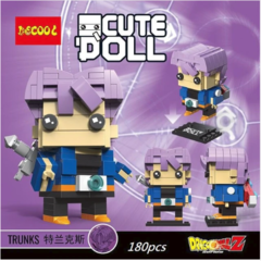 Decool Mini Blocks: Trunks