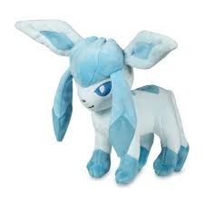 Glaceon Standing Plush