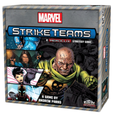 Marvel: Strike Teams