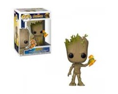 POP! Avengers Infinity War - Groot 416