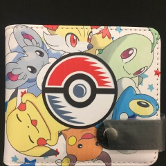 Porte-Feuille Pokemon: Ash et compagnie