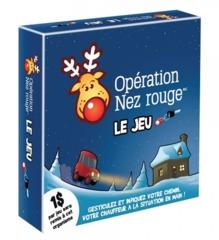 Opération Nez rouge: Le jeu