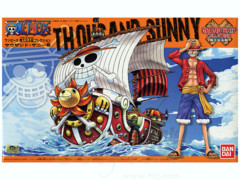One Piece: Grand Ship Collection - Thousand-Sunny