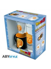 Dragonball: Gift Set - Espresso Mug + Glass + Shooter