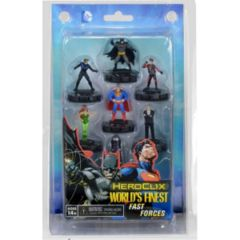 Heroclix: World's Finest Fast Forces
