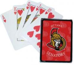 NHL Playing Card - Senators