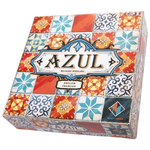 Azul (Français, English)