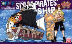 One Piece: Grand Ship Collection - Spade Pirates Ship