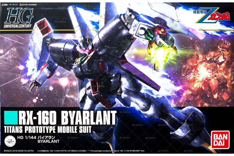 HG RX-160 Byarlant