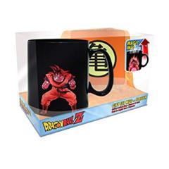 Dragonball: Mug + Coaster Gift Set - Heat Change Goku