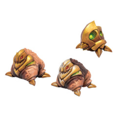 Monsterpocalypse: Unit Expansion - Belchers/Crawler