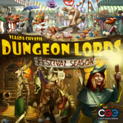 Dungeon Lords: Foire aux Monstres