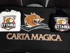 Carta Magica Sweater (Black Sweater Edition)