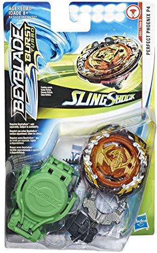 Beyblade Burst Turbo: Slingshock - Perfect Phoenix P4