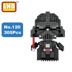 Darth Vader Mini Building Blocks