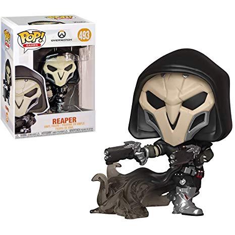 POP! Overwatch: Reaper #493