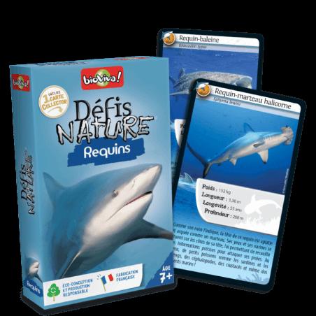 Défis Nature - Requins