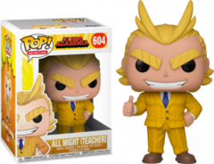 POP! Anime 604: My Hero Academia - All Might (Teacher)