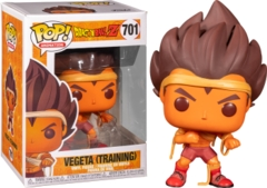 POP! Animation #701 Dragonball Z - Vegeta (Training)