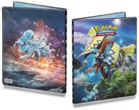 Pokemon Guardians Rising 9-Pocket Binder