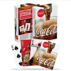 Jeux de Cartes Bicycle: Coca-Cola