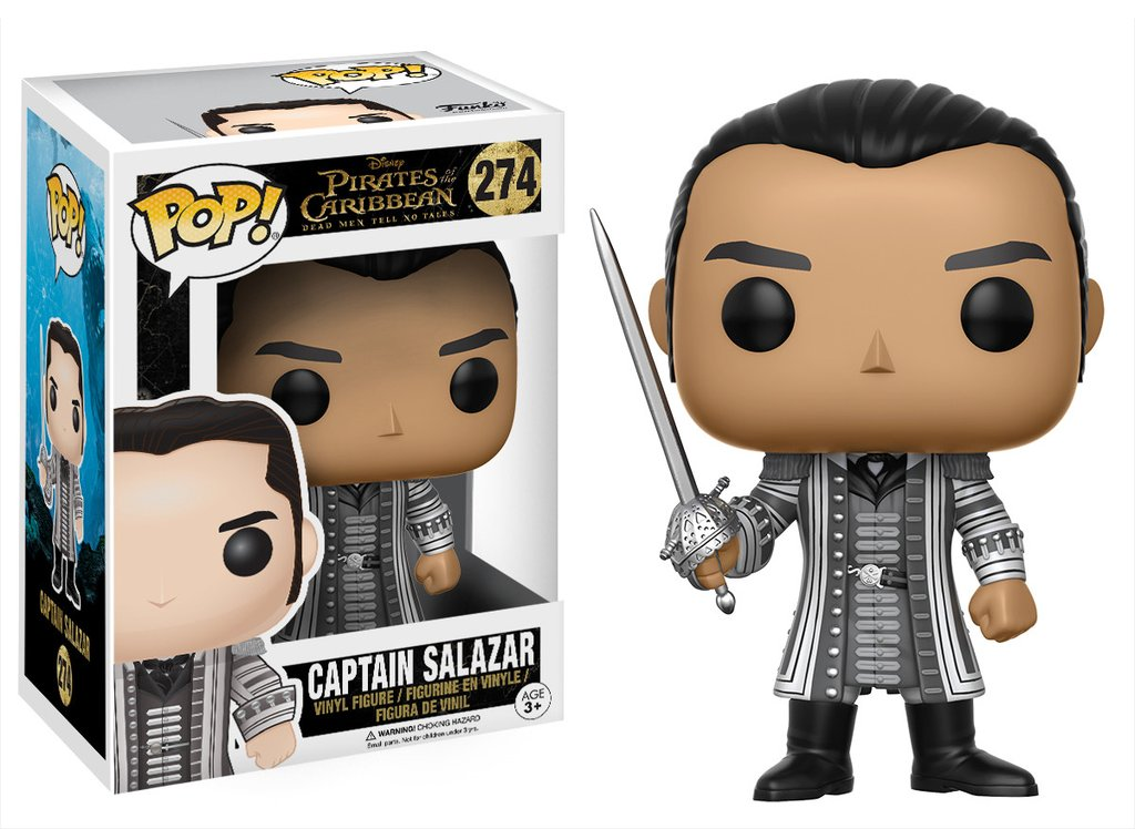 POP! 274 - Captain Salazar
