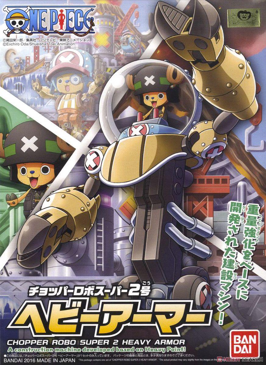 One Piece: Chopper Robo 2 - Heavy Armor