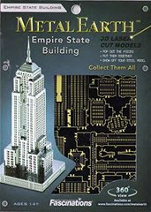 Metal Earth: Empire State Building