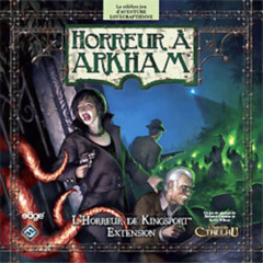 Horreur à Arkham: L'Horreur de Kingsport