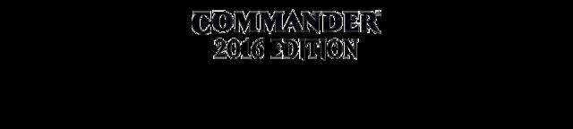 Commander-2016