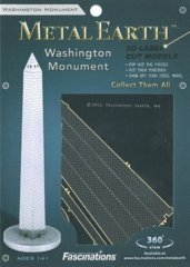Metal Works: Washington Monument