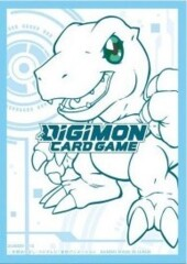 Digimon Card Game Official Sleeve: Agumon (60ct)