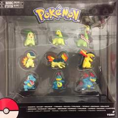 TOMY Pokemon - Generation 2 Starter Evolution
