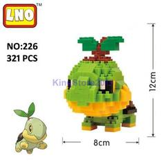 Turtwig Mini Building Blocks