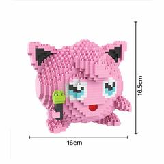 Jigglypuff Mini Building Blocks