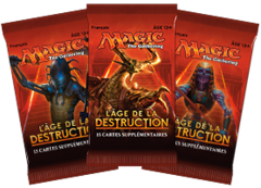Hour of Devastation Booster Pack - Francais